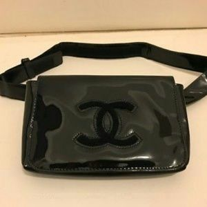 Authentic Chanel beauty Gift Fanny Pack waist bag